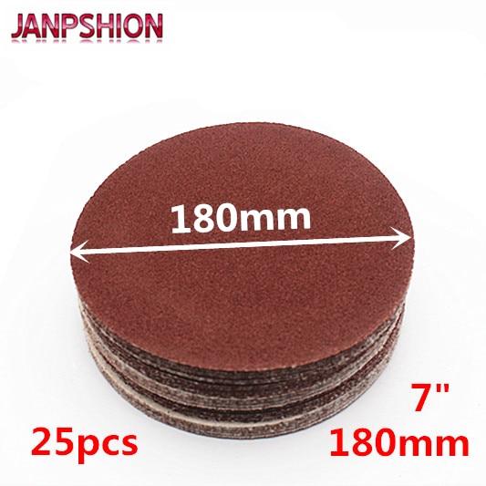 JANPSHION 25pcs 7