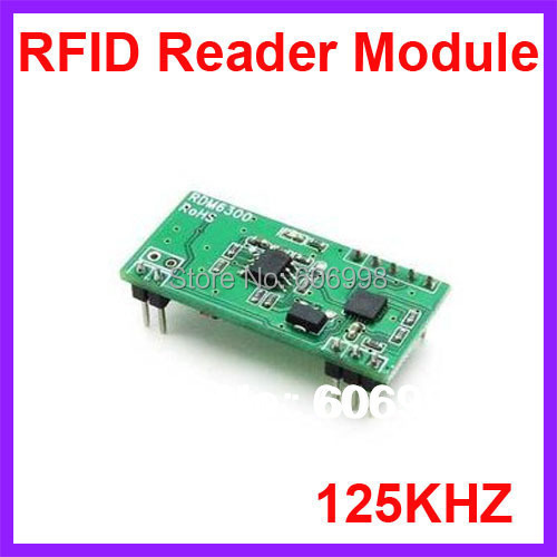 125Khz RFID Reader Module RDM6300 UART Output Access Control System for Arduino