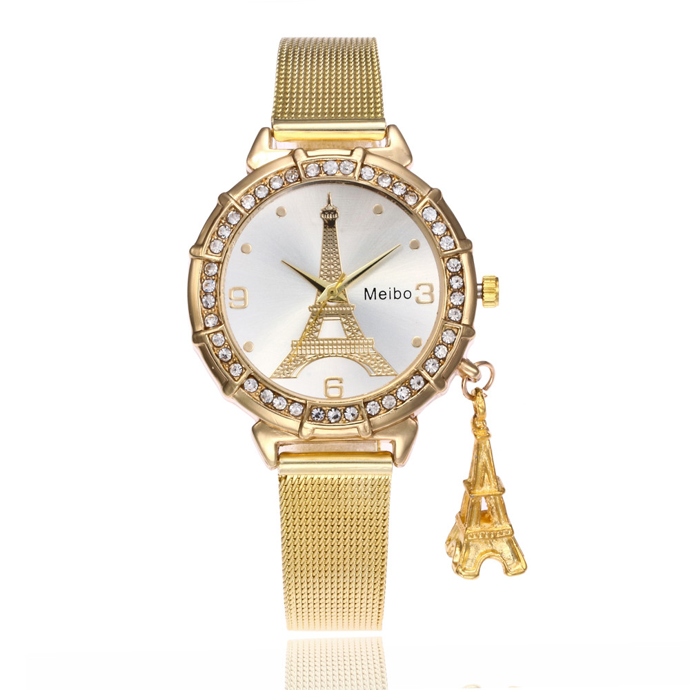 Relogio feminino Watch women Hot Sale Modeling Quartz Watch Casual Wooden Color Leather Watch reloj mujer bayan kol saati reloje