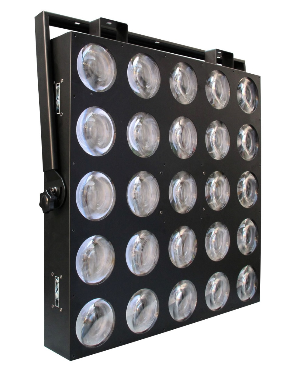 Stage Lighting Effect 25x10w 4 In 1 Rgbw Led Blinder Disco Light 5x5 Matrix Beam Stage Lighting Led Wall Washer Dj Equipment Dmx512 Bar Backgroup Curing Cough And Facilitating Expectoration And Relieving Hoarseness