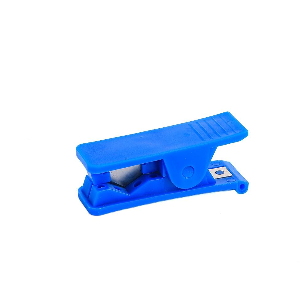 Nylon Pu del Pvc Caucho De Silicona Plástico Tubo Tubo Manguera cortador de corte hasta 12 mm