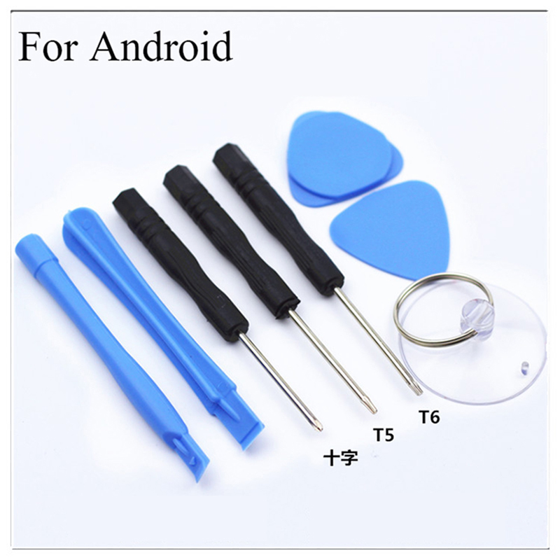 8 in 1 Mobile Phone Repair Tools Kit Smart Mobile Phone Screwdriver Opening Pry Set For iPhone Android