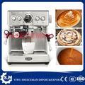 19bar Espresso halbautomatische kaffeemaschine für geschäfte milch kaffeemaschine