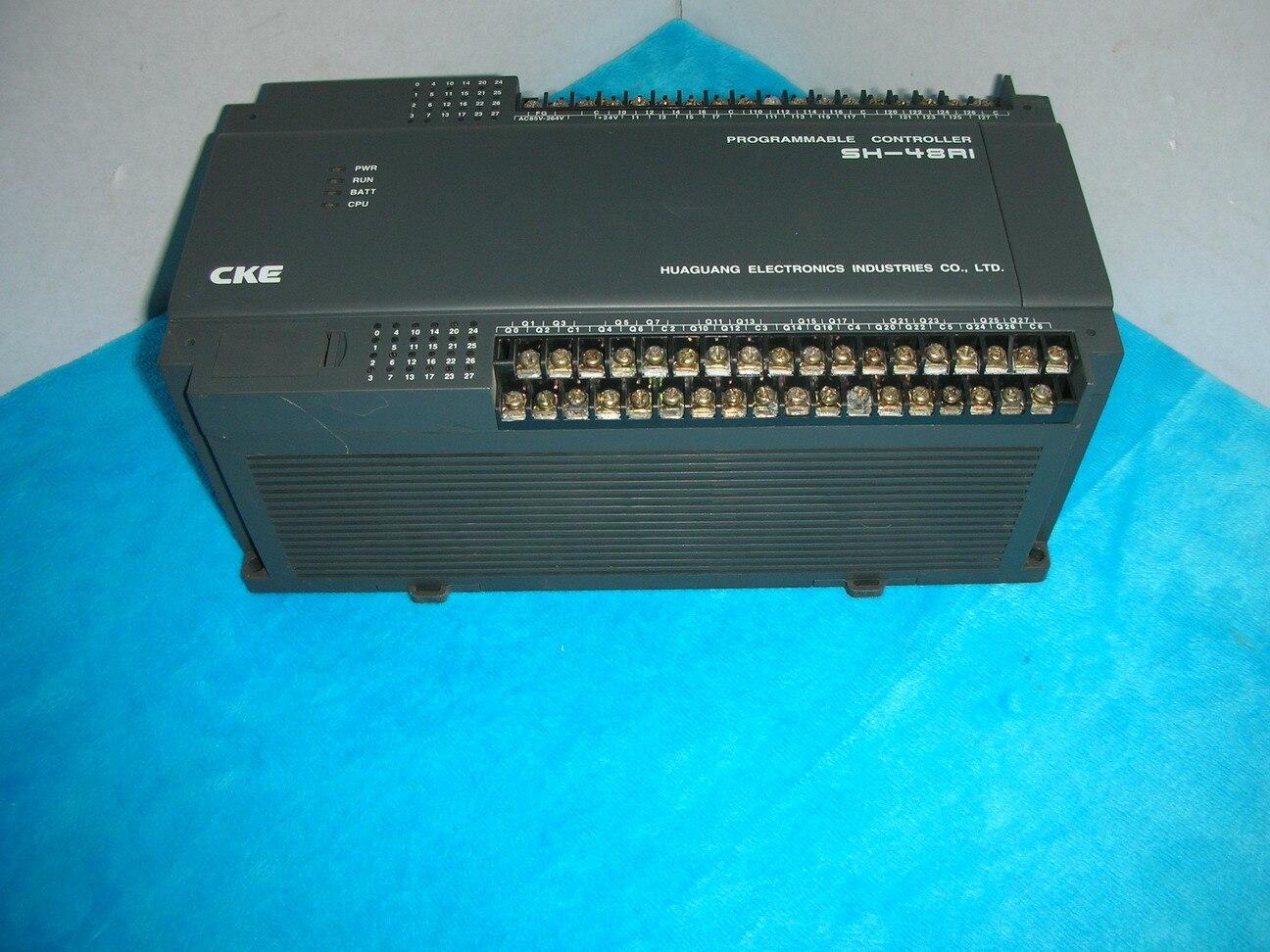 1PC USED PLC SH-48RI /SH-48R1 KOYO 1pc used guangyang koyo u 8adc 1