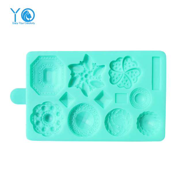 Aliexpress.com : Buy Silicone Mold Fondant Cake Decorating ...