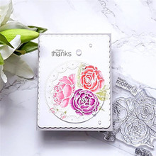 Eastshape Circle Frame Metal Cutting Dies For Scrapbooking Border Cuts Card Making New 2019 Arrival Background Lace