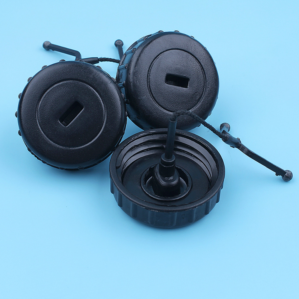 Pack Of 3 Fuel Gas Tank Filler Cap For Stihl MS190T MS191T MS170 MS170C MS180 MS180C 017 017T 018 019 Chainsaw 1130 350 0500