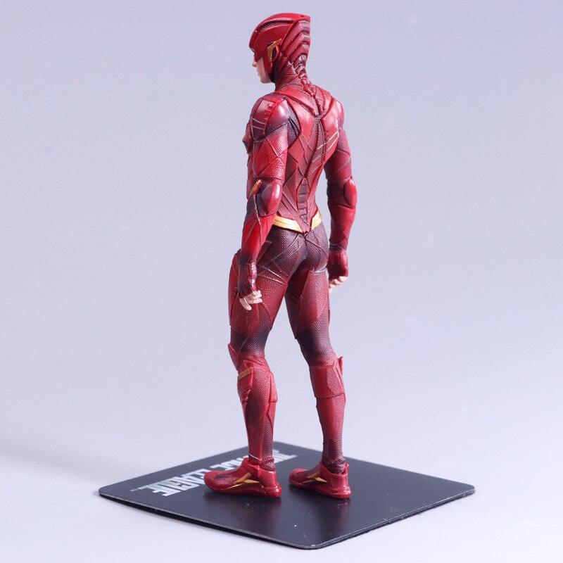 ARTFX + STATUE DC Justice League The Flash 1/10 Scale PVC Action ...
