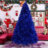 3.0m 4.0m navy blue Christmas tree decorations Christmas gifts Christmas tree decoration large pendant