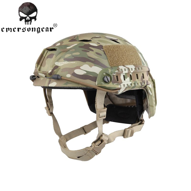 EMERSON FAST Base Jump BJ version  Helmet Tactical helmet Multicam EM5659D Free shipping fma maritime helmet multicam black tb1084