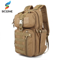 2017 NEW 37L 3P Tactical Backpack Archery Bag Knapsack Women Assault Cordura Bag Packsack Man Backpacks