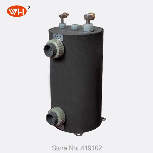Pool Heat Pump >> Us 262 3 Swimming Pool Heat Pump Titanium Heat Exchanger Whc 1 0drl In Heat Pump Water Heater Parts From Home Appliances On Aliexpress