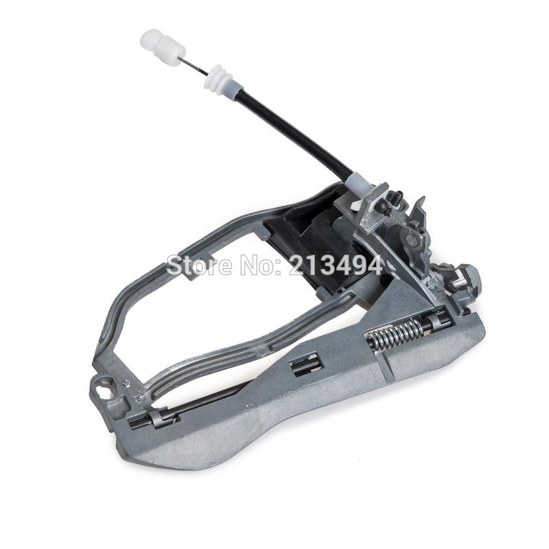 FOR BMW X5 E53 2000 - 2007 FRONT INNER CARRIER OUTER DOOR HANDLE HOUSING LEFT SIDE 51218243615