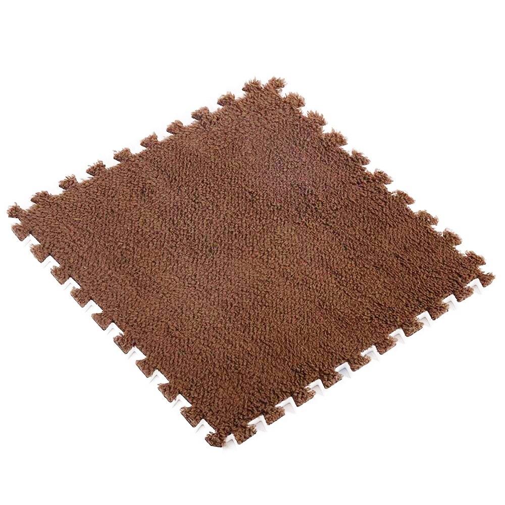 Ребенок ползает коврики покрытие для пола Сращивание ковры 30*30*0,6 см EVA пластик пены 30*30*0,6 30*30*0,6 водостойкий противоударный