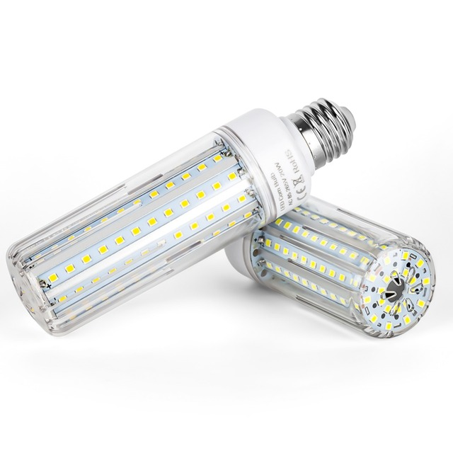 LED Bulb E27 Led 220V Light Bulb SMD 2835 Ampoule LED E14 Corn Lamp 5W 10W 15W 20W No Flicker 45 75 120 138leds High Lumen Lamps