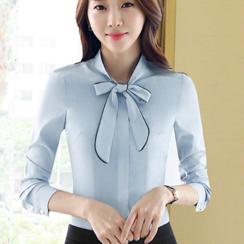 Elegant Long Sleeve Blouses