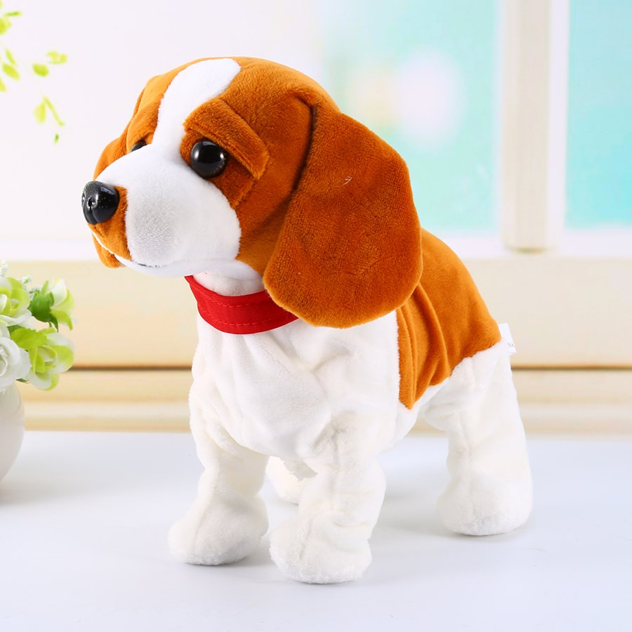 Funny Cute Electronic Toys Dog Pet For Kids Baby Toys Sound Control Electronic Dogs Interactive Electronic