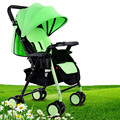 Summer breathable baby cart can sit and lie ultra portable folding small push chair