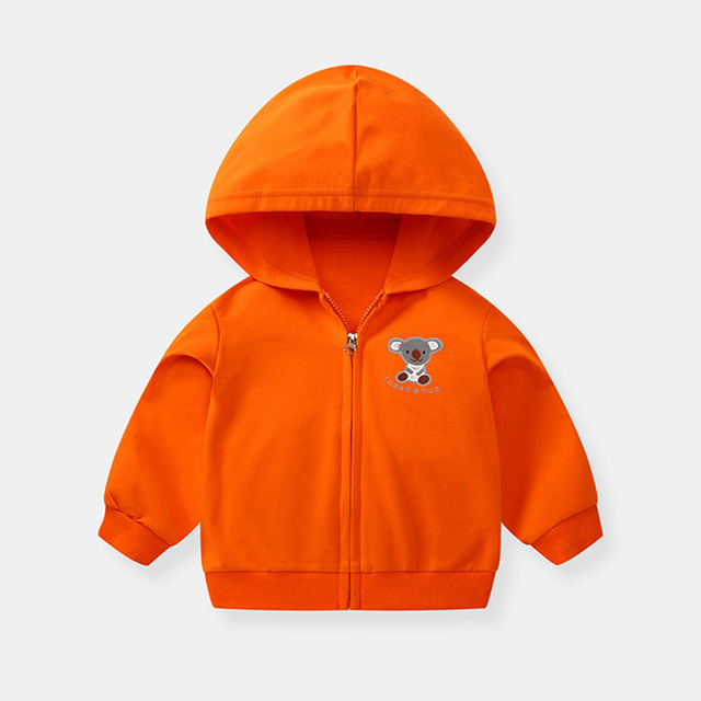 Benemaker 2019 Spring Baby Thin Jackets For Girls Boy Clothes Children Hooded Coats Baby Autumn Windbreaker Kids Outerwear YJ060
