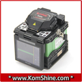 Splicer Fusão de Fibra óptica Fábrica KOMSHINE GX36 Igual para FITEL S178A, perda <0.02dB, Operação fácil