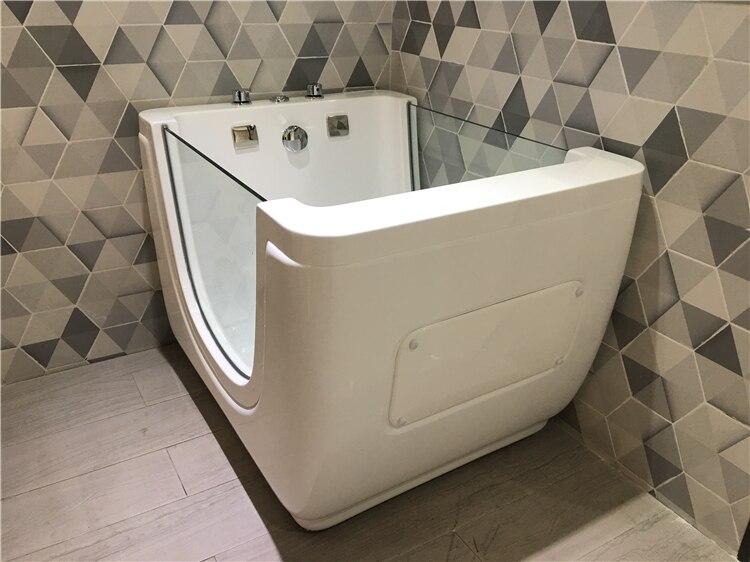 Acrylic Hot Tub Baby Freestand Bathtub