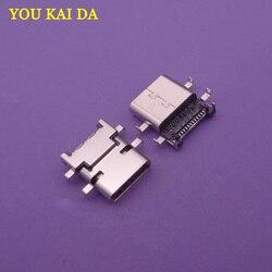 2-30 sztuk nowy transmisji danych o wysokiej prędkości interfejs micro 3.1 usb DIY USB-C USB 3.1 typu C matka złącze wtykowe interfejs ładowania 12pin