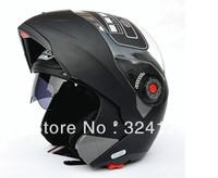 Free Shipping 2013 New Arrivals Best Sales Safe Motorcycle Helmets Flip Up Helmet With Inner Sun