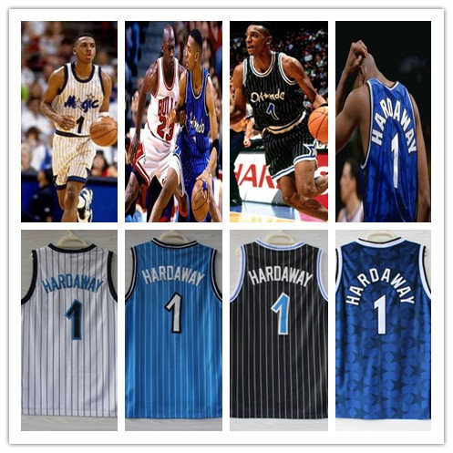 sneakers for cheap a7803 dabf9 Free Shipping Anfernee penny hardaway jersey penny hardaway ...