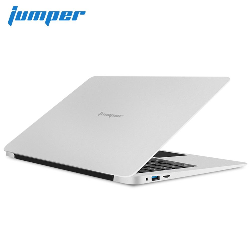 13.3 inch FHD IPS ultrabook Jumper EZbook 3SL laptop Intel Apollo Lake N3450 notebook 6GB DDR3 64GB eMMC Dual Band WIFI computer [hk stock] blackview p6000 6gb 64gb dual back cameras face