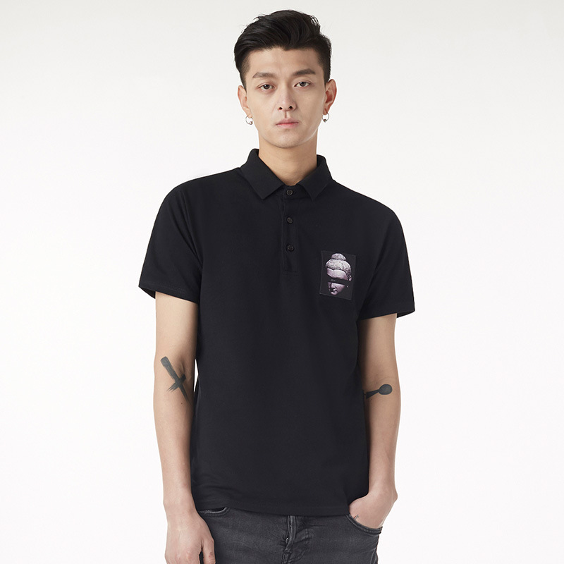 Summer Mens Quick Dry Polo Shirts Casual Solid Men Mesh Breathable Short Sleeve Shirts Homme 1576 Polo Tops & Tees