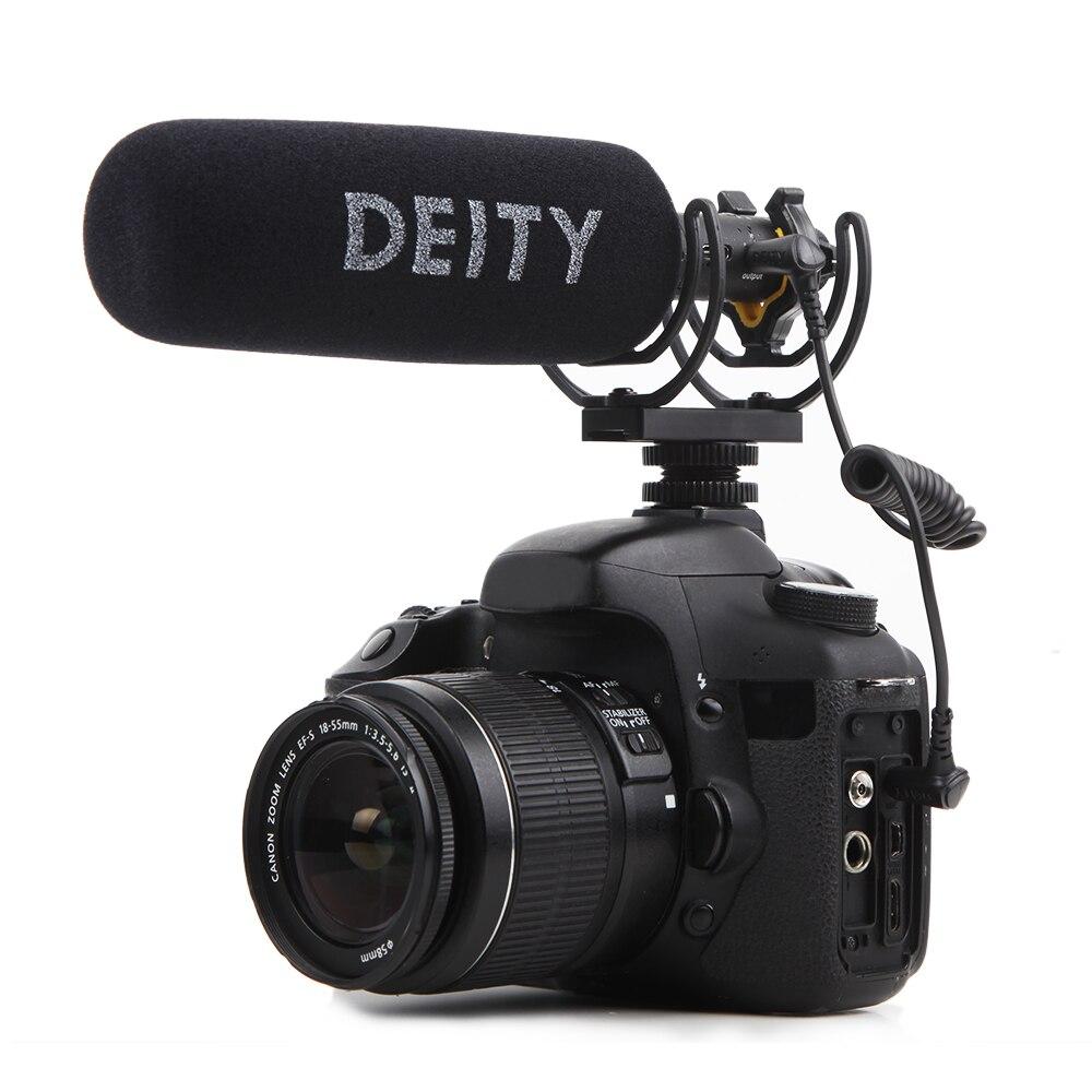 Divindade V-D3 Pro Microfone Super-Padrão Polar cardióide Microfone 15dBA SNR Mic MICROFONE Condensador Gravação Do Microfone Do Estúdio