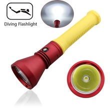 4 Mode XHP70 LED Scuba Diving Flashlight Torch Underwater 100M flash light Lantern lamp Torch for 26650 Battery 6000 lumens flash light xml t6 8 mode 60m led diving flashlight waterproof scuba dive torch underwater hunting use 26650