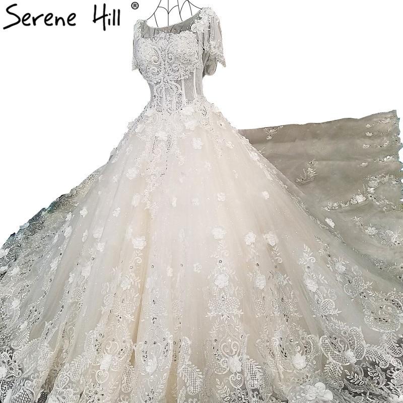 Online Shop Brautkleid Vintage Lace Flower High-end Wedding Dresses ...