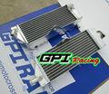 Aluminum alloy radiator for YAMAHA YZ400F/YZ/YZF 400 F 1998-2000 4stroke 1999 98 99
