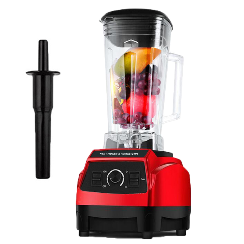 BPA Free 3HP 2200W Heavy Duty Commercial Blender Mixer Juicer High Power Food Processor Ice Smoothie Bar Fruit Electric Blender commercial blender mixer juicer power food processor smoothie bar fruit electric blender ice crusher