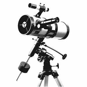 Image 3 - Visionking 1000 114 ミリメートル赤道マウント宇宙天体望遠鏡ハイパワースター/ムーン/サターン/木星天文望遠鏡
