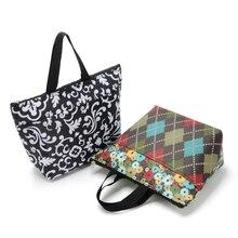 Новое поступление, Высококачественная Водонепроницаемая оксфордская Портативная сумка-холодильник, сумка-шоппер для ланча, термоизоляционный для продуктов, крутая сумка