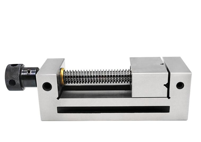 QGG Manual Precision Tool Vise Grinder Precision Vise flat tongs Used for surface grinding machine milling machine EDM machine цена