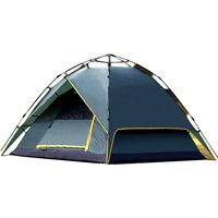 Desert Camel CS069 Three use Automatic Tent Outdoor Camping Tent Rain Proof Anti UV Shelter For Fishing Hiking Travel