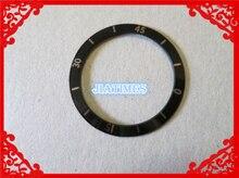 Envío Gratis 1 unids Negro 36mm Bisel Reloj de Inserción Anillo Compatible Con J12 J12 Hombres