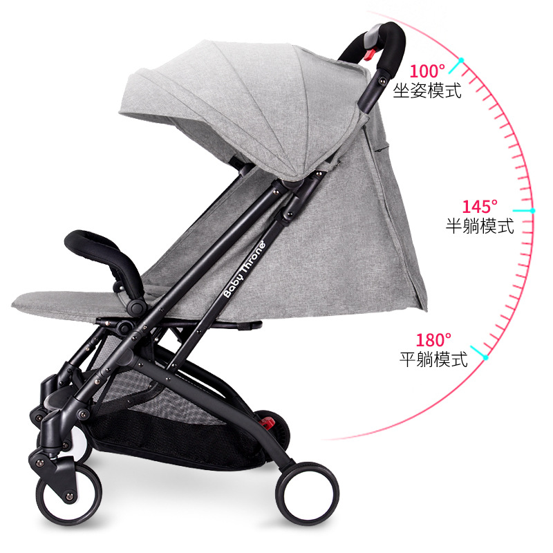 Baby Throne Baby Stroller 3 in 1 Portable Lightweight Travel Strollers Easy Carry Foldable Umbrella Pram Baby Carriage Car 2016 portable light easy carry fashion children baby stroller four wheels foldable stroller carry bag 4 color for 0 36 month