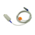 Cuidados de saúde Adulto Clipe de Dedo Spo2 Sensor Sonda Compatível Mindray PM7000 8000 9000 Apto para Adulto