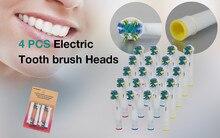 Floss braun главы oral действий нового b электрическая замена зубная щетка