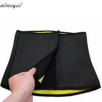 Hot Shapers On Tv Fat Burning Body Weight Loss Waist Cincher Body Trainer Tummy Trimmer Neoprene