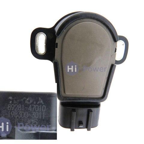 genuine 198300 3011 pedal do acelerador sensor de posicao para toyota yaris scion tc 89281