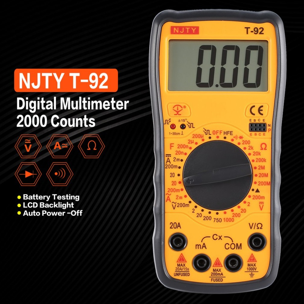 best top electric multitester brands and get free shipping