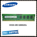 Оперативная память Samsung для компьютера  DDR3  4 Гб  1333 МГц  4G  оригинал  10600