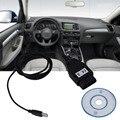 Qualidade Um +++ Para Ford VCM OBD Interface de Diagnóstico Scanner Auto Scan ferramenta Cabo USB Para Ford VCM IDS Scan Tool Boa Função