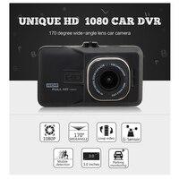 2017 Newest Car DVR Camera Novatek 96223 Camcorder 1080P Full HD Video Registrator Parking Recorder G