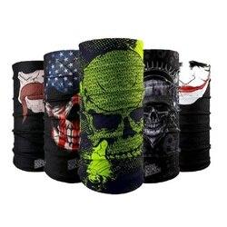 2 шт., шарф для пеших прогулок, повязка на голову спортивная мужская и женская бандана, тюрбан для мотоцикла, ручная повязка, волшебные шарфы, ...